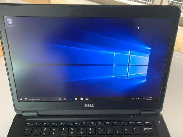 DELL latitude 7450 LAPTOP 14 CORE I5 5TH GEN 8GB RAM 500GB HD WIN 10 PRO