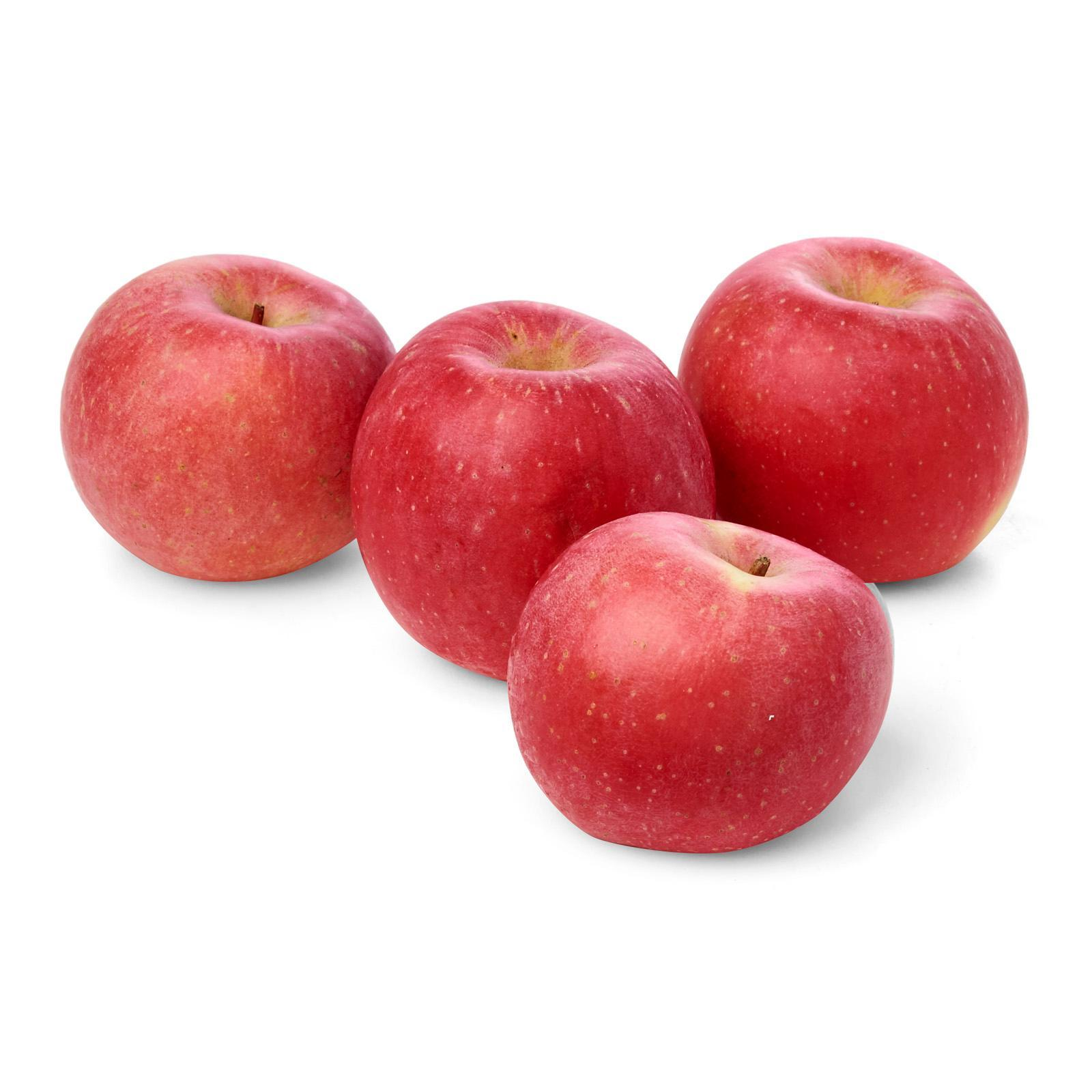 Premium Double Red Apples By Redmart.