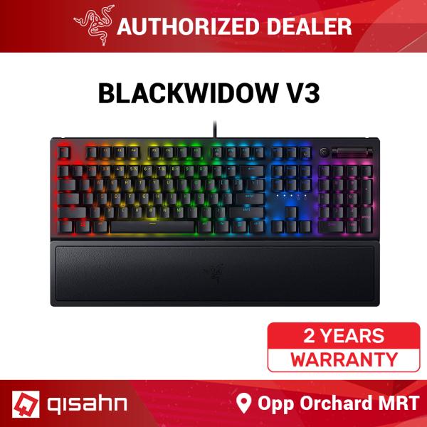Razer BlackWidow V3 Mechanical Gaming Keyboard Singapore