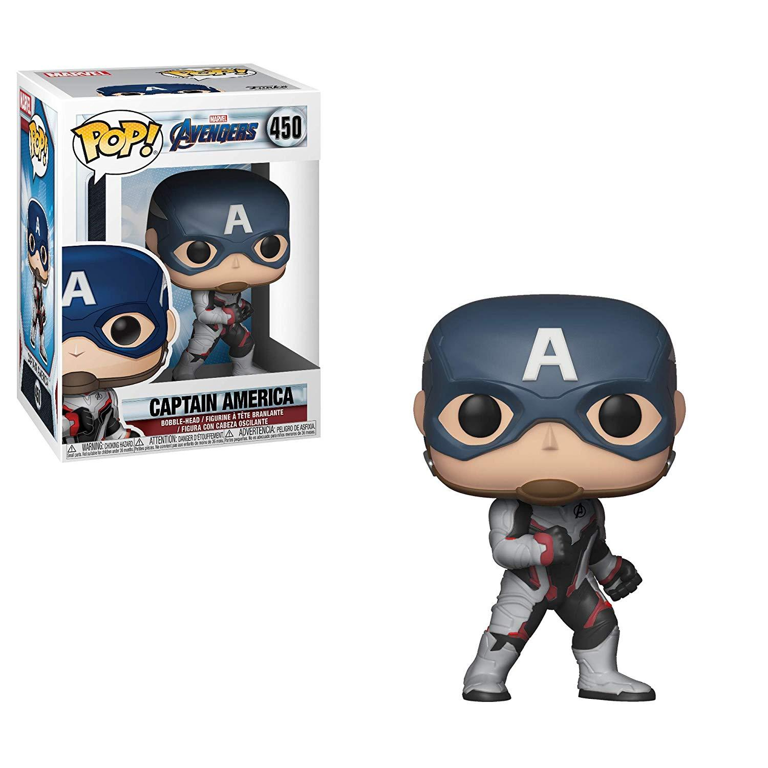 Funko POP Avengers 450 Captain America