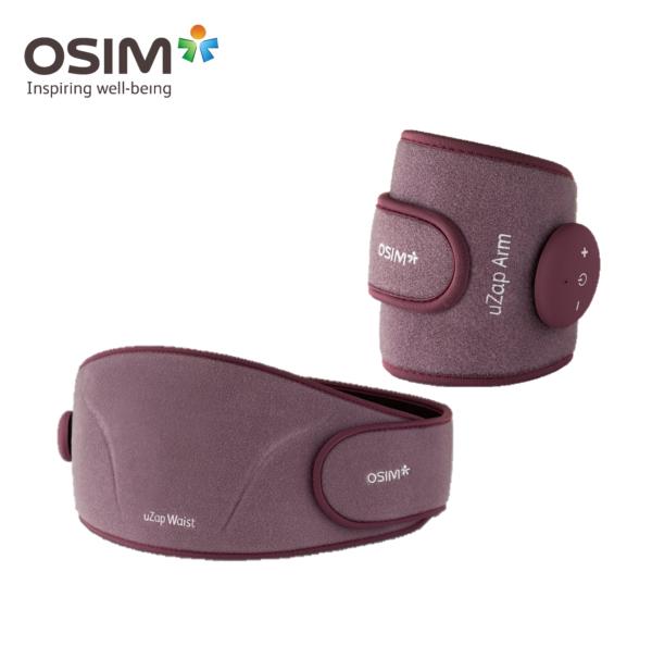 Buy OSIM uZap Waist EMS Toning Belt / OSIM uZap Arm EMS Toner Singapore