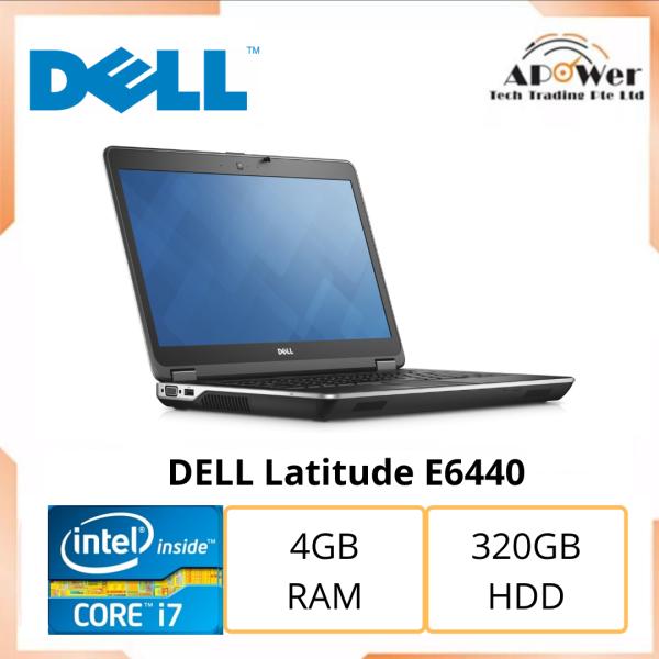 DELL Latitude E6440/14/i7/4gen/4g/320g