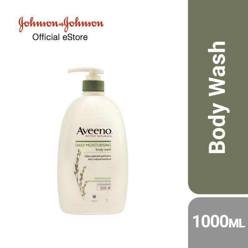 Buy Aveeno Daily Moisturizing Body Wash 1L Singapore