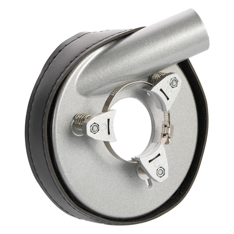 Angle Grinder Dust Cover Dry Grinding Machine Dust Shroud Power Tool Accessories Angle Grinder