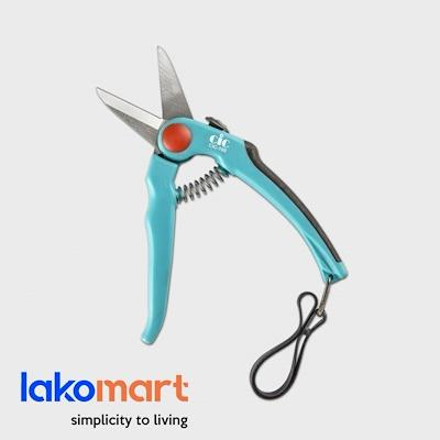 【Pruning Shears | CiC 】Used for Cutting Gardening - Multi Purpose Tool | Tiger 702AARS 140DX