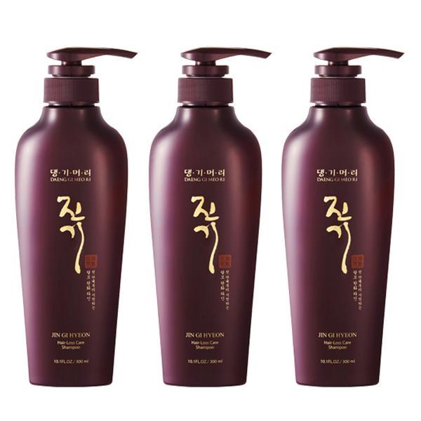 Daeng Gi Meo Ri Jin Gi Hyeon Shampoo Hair Loss 500ml x 3 Korea best