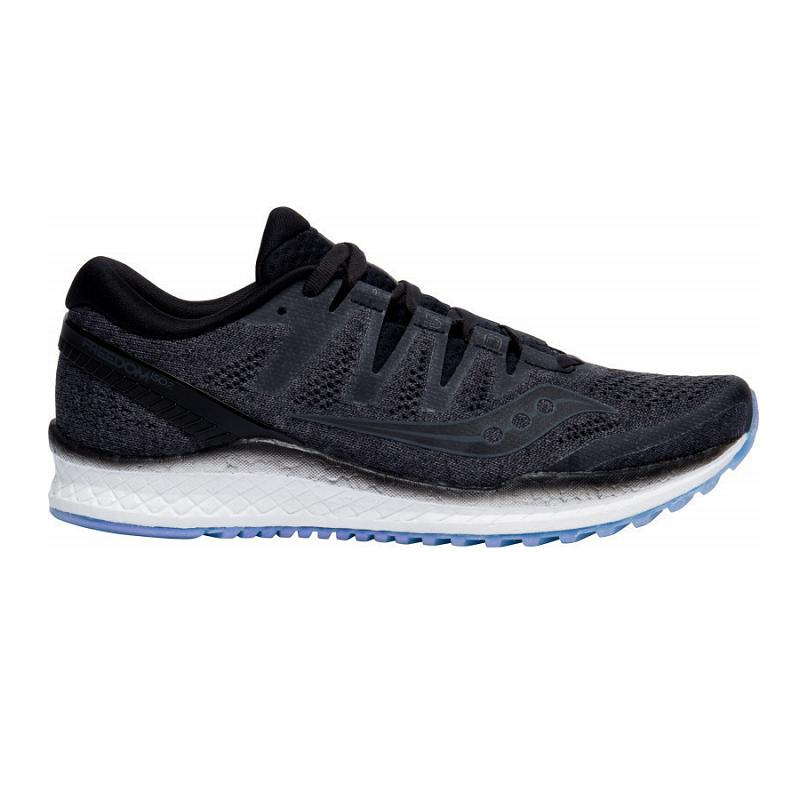 4d4c2667 SAUCONY FREEDOM ISO 2 - Women Shoes (Black) S10440-1