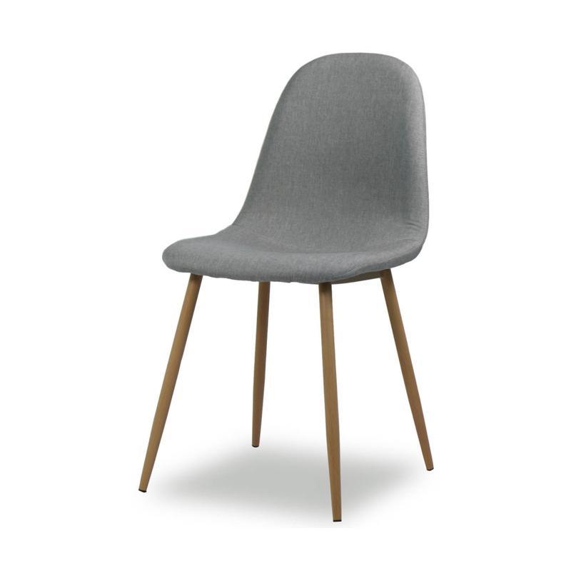 JIJI Designer Taken Designer Dining Chair / Fabric Dining Chair