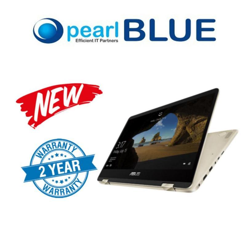 ASUS ZenBook Flip 14 UX461FN-E1029T Gold ,  i7-8565U (1.8 GHz Turbo up to 4.6 GHz) , 8GB LPDDR3  , PCIEG3x2 NVME 512G M.2 SSD, NVIDIA GeForce MX150