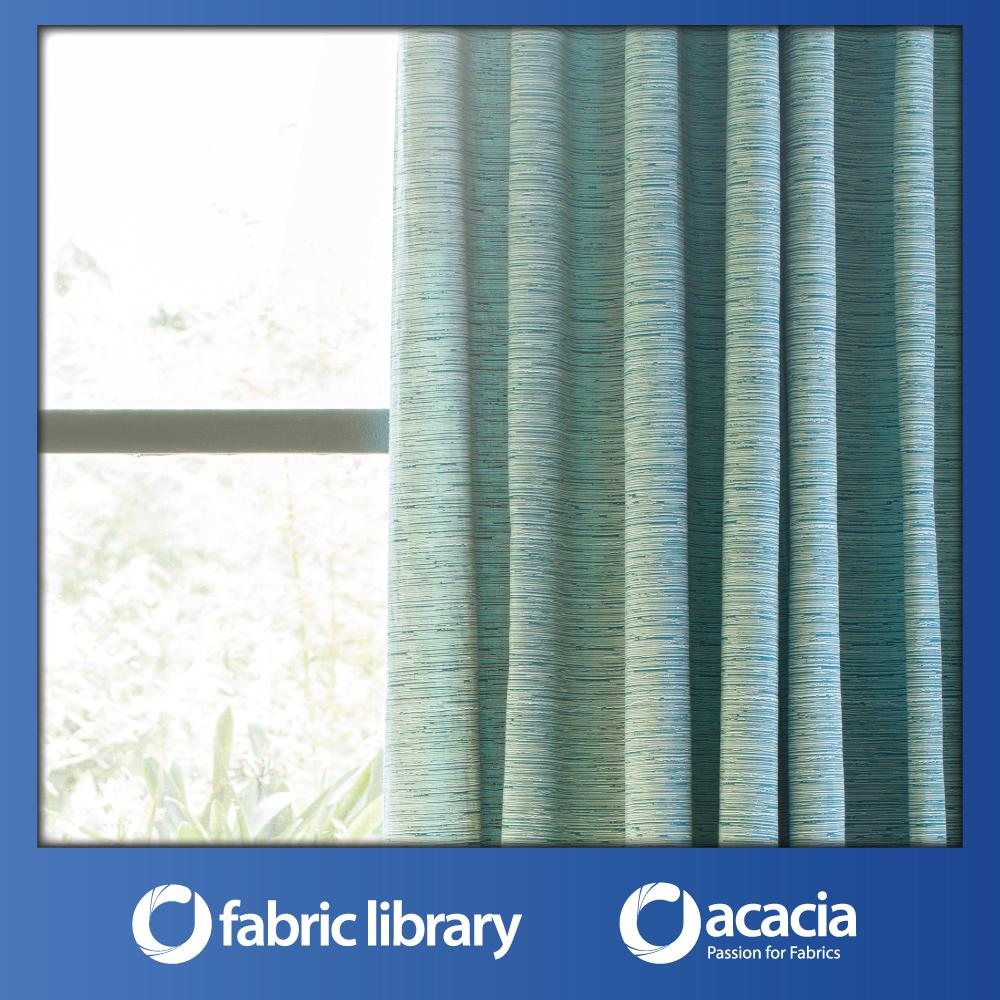 Fabric Library (Kaleidoscope) 30 x 102 Window/Sliding Door Eyelet Curtain - Kaleidoscope x 1 Panel