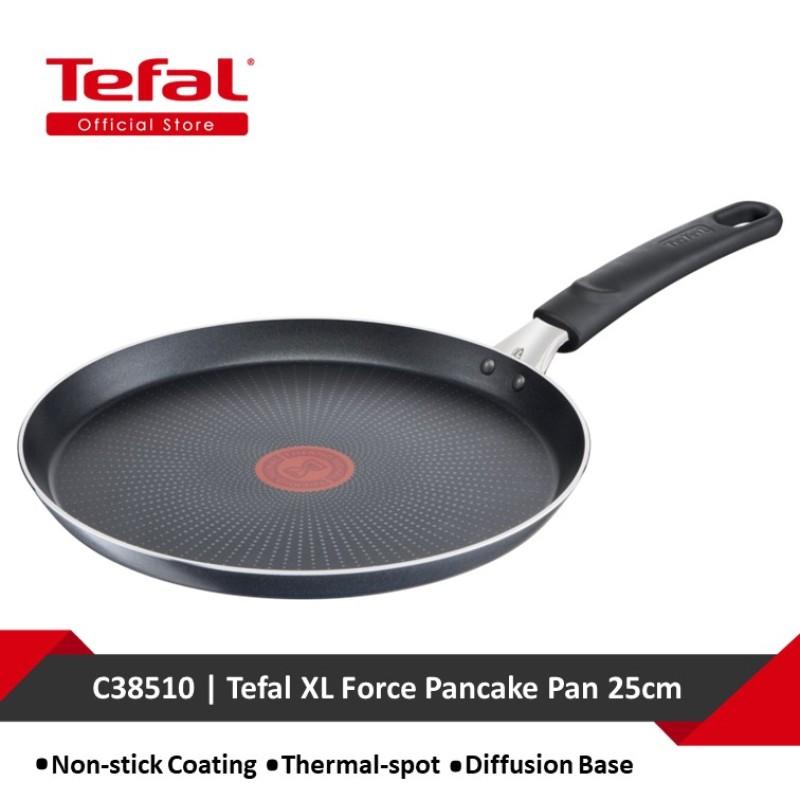 Tefal XL Force Pancake Pan 25cm C38510 Singapore