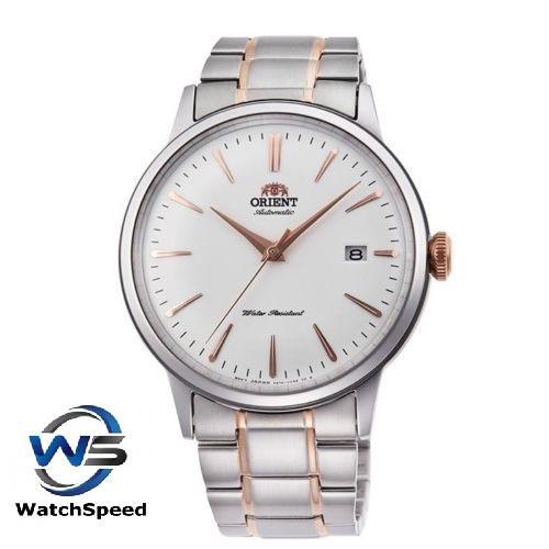 Orient RA-AC0004S00C Bambino Japan  Automatic Men's Watch RA-AC0004S00