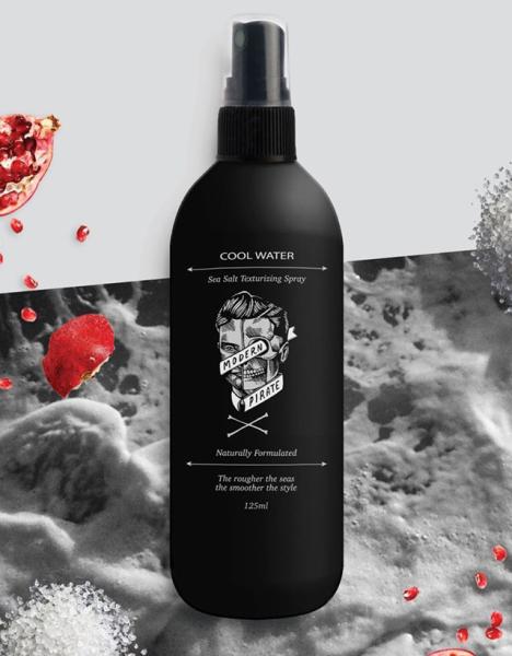 Buy Modern Pirate - Cool Water, Sea Salt Texturising Spray Singapore