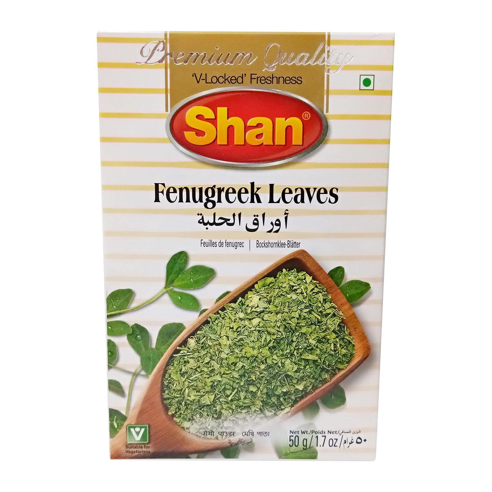 Shan Fenugreek Leaves - Kasuri - By Dashmesh