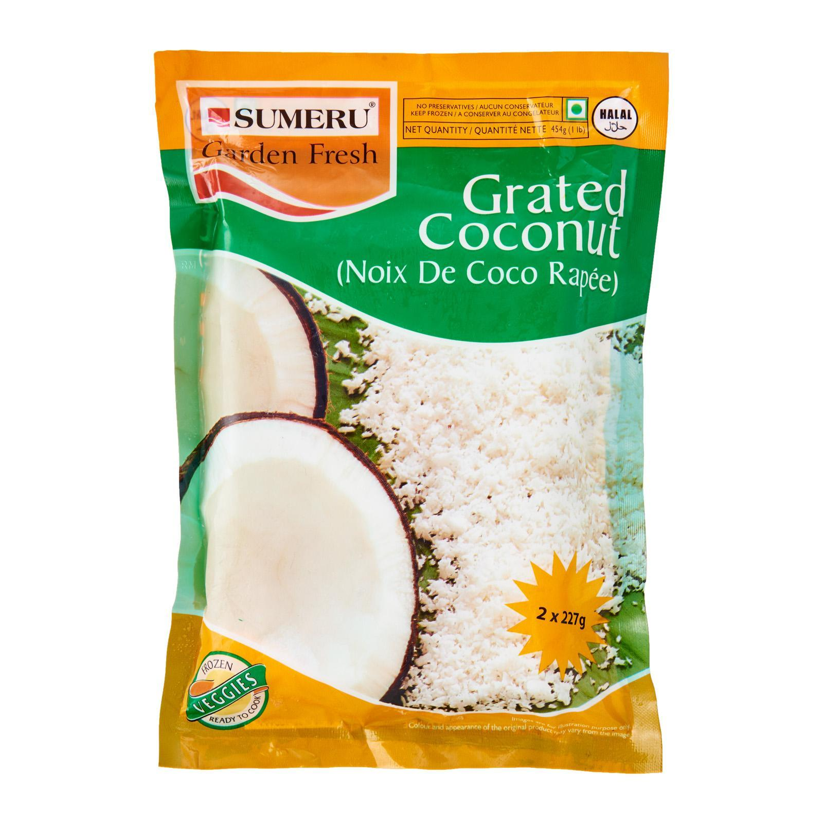 Sumeru Grated Coconut - Frozen By Redmart.