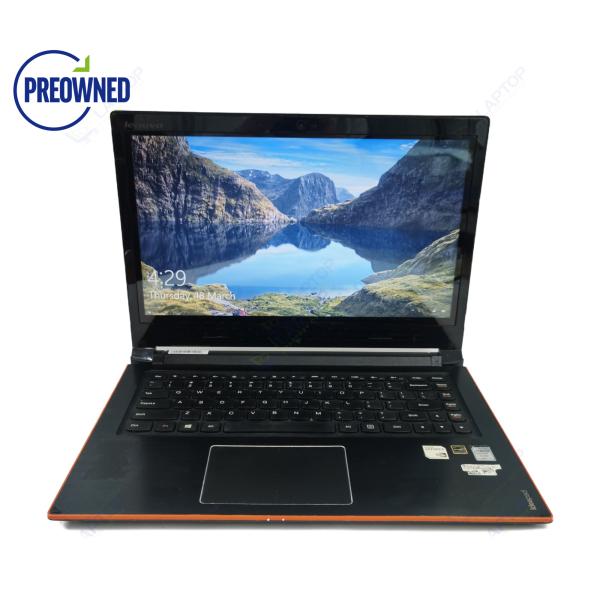 LENOVO IdeaPad Flex 14 (i7-4 / 8GB / 512GB / GT820M) [Refurbished]