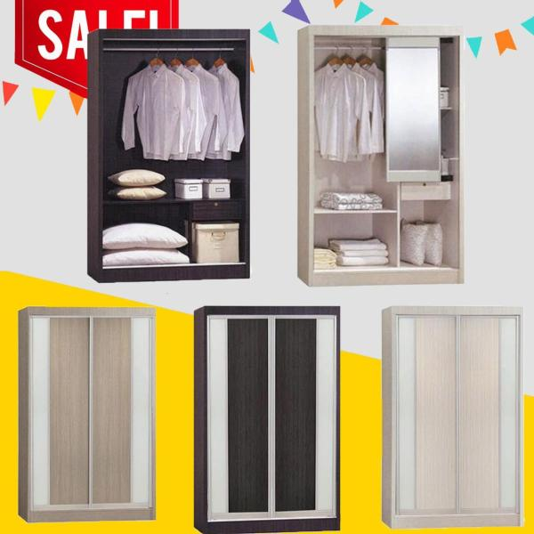 Sliding cupboard/ sliding wardrobe / free delivery and free installation/ 3 colours available