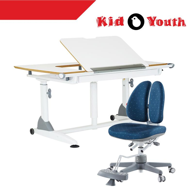 G7+S Kid2Youth Study Table and DUO Study Chair Set