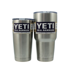 Sale Bilayer Stainless Steel Insulation Cup Yeti Cups Cars Beer Mug Large Capacity Mug 30 Oz Online On China