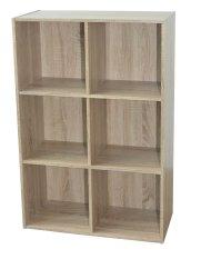 Price Bilrich Furniture Compo 3X2 Storage Cube Unit Oak Bilrich