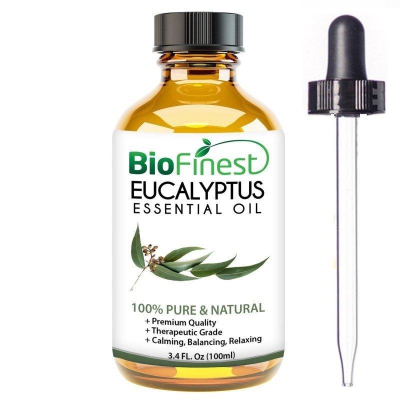 Buy Biofinest Eucalyptus Essential Oil (100% Pure Therapeutic Grade) 100ml Singapore