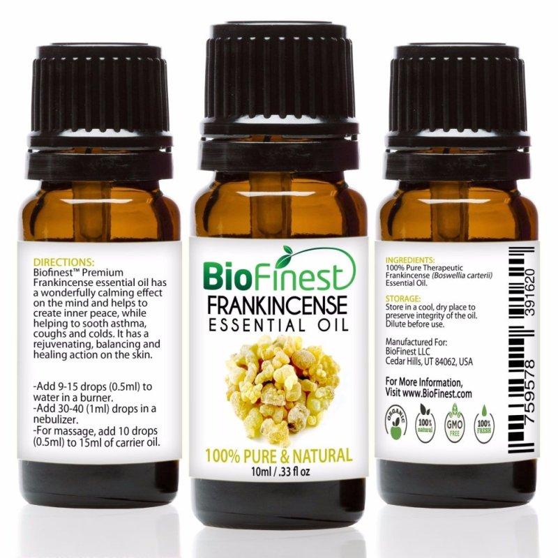 Buy Biofinest Frankincense Essential Oil (100% Pure Therapeutic Grade) 10ml Singapore