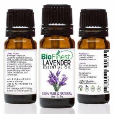 Price Biofinest Lavender Essential Oil 100 Pure Therapeutic Grade 10Ml Online Singapore