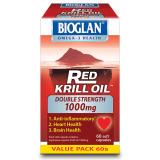 Sale Bioglan Red Krill Oil 1000Mg 60 Capsules Singapore