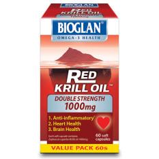 Coupon Bioglan Red Krill Oil 1000Mg 60 Capsules