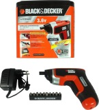 Sale Black And Decker 3 6V Compact Screwdriver Cp310X Black And Decker Wholesaler