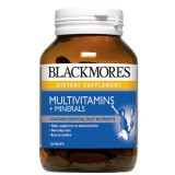 Review Blackmores Multivitamins Minerals 120 S On Singapore