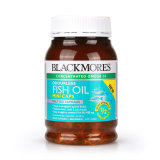 Where To Shop For Blackmores Odorless Fish Oil Mini 400 S