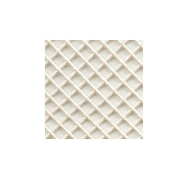 Bloom Multi-Purpose Wire Mesh Opening Hexagon 3mm 2m x 0.5m (White)