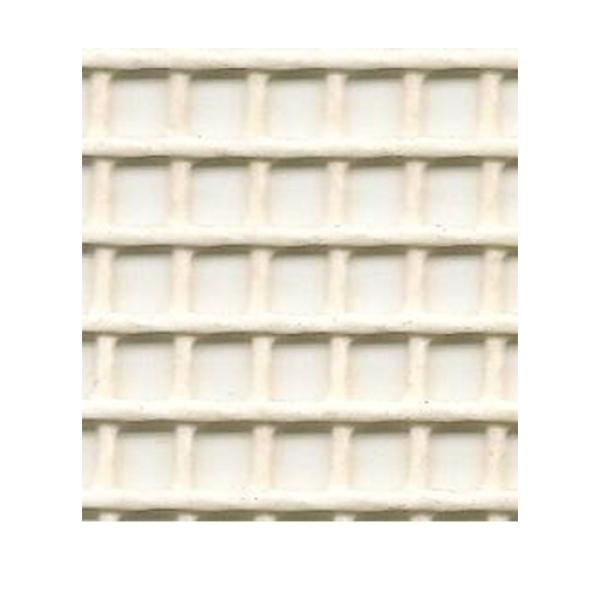 Bloom Multi-Purpose Wire Mesh Opening Rectangular 6mm 1m x 0.5m (White)