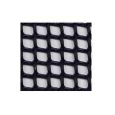 Bloom 006 Multi-Purpose Wire Mesh Opening Rectangular 6mm 2m x 1m (Black)
