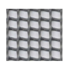Bloom 006 Multi-Purpose Wire Mesh Opening Rectangular 6mm 2m x 1m (Light Grey)