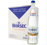 Borsec Sparkling Naturally Carbonated Natural Mineral Water Case 6 X 750Ml Glass Coupon