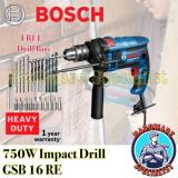 Bosch 750W Impact Drill Gsb 16 Re Review