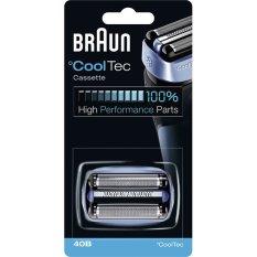 Braun Cooltec 40B Cassette Reviews