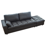 Store Blmg Brussel 3 Persons Sofa Brown Free Delivery Oem On Singapore