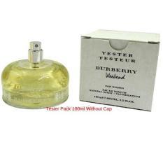 Discount Burberry Weekend Eau De Parfum For Women 100Ml Tester Pack Without Cap Burberry