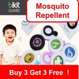 Price Buy 3 Free 3 Bikit Guard Clip Insect Mosquito Repellent Patch For *D*Lt Children 100 Natural Made In Korea Bikit