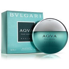 Shop For Bvlgari Aqva Marine Pour Homme Edt 100Ml
