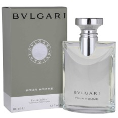 Compare Price Bvlgari Pour Homme Edt 100Ml Bvlgari On Singapore