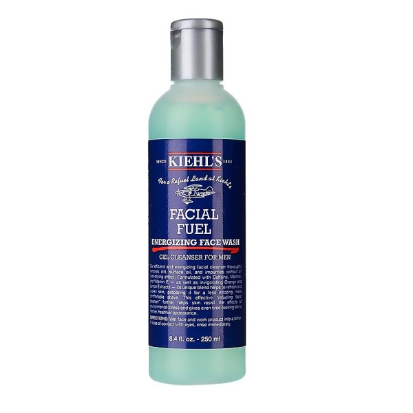 Buy Kiehls Facial Fuel Energizing Face Wash 250ml Singapore