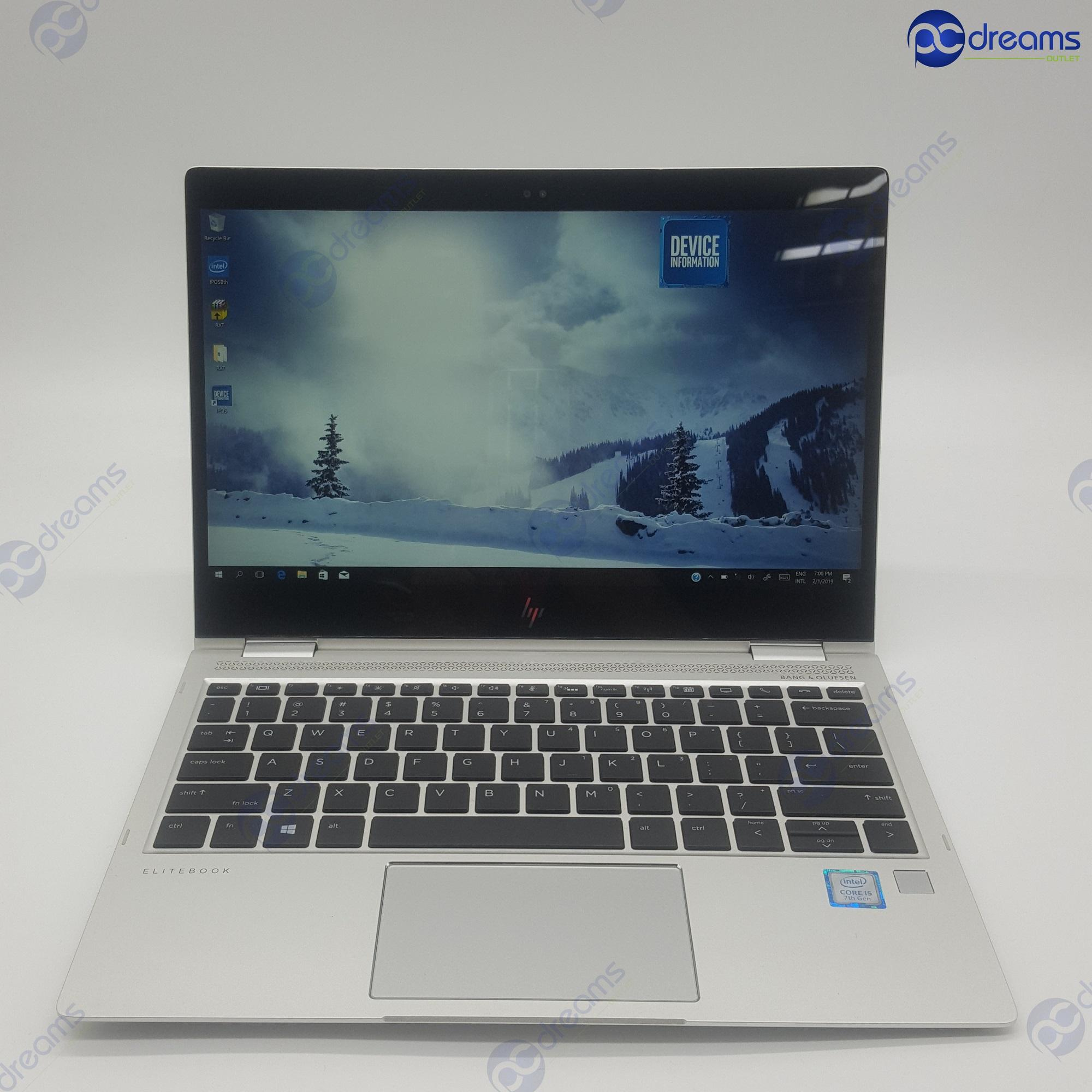 HP ELITEBOOK X360 1020 G2 (3CW34PA) i5-7200U/8GB/256GB PCIe SSD [Premium Refreshed]