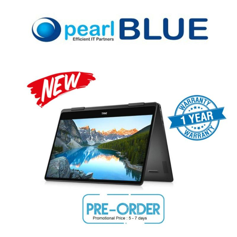 Dell Inspiron 13 7386 2in1-i7-8565 16GB 512SSD (FHD) | 16GB memory for faster multitasking