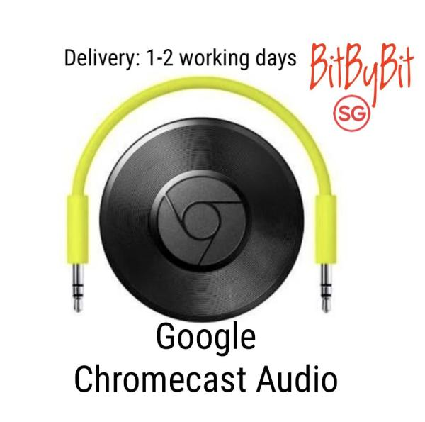 BNIB Google Chromecast Audio Singapore
