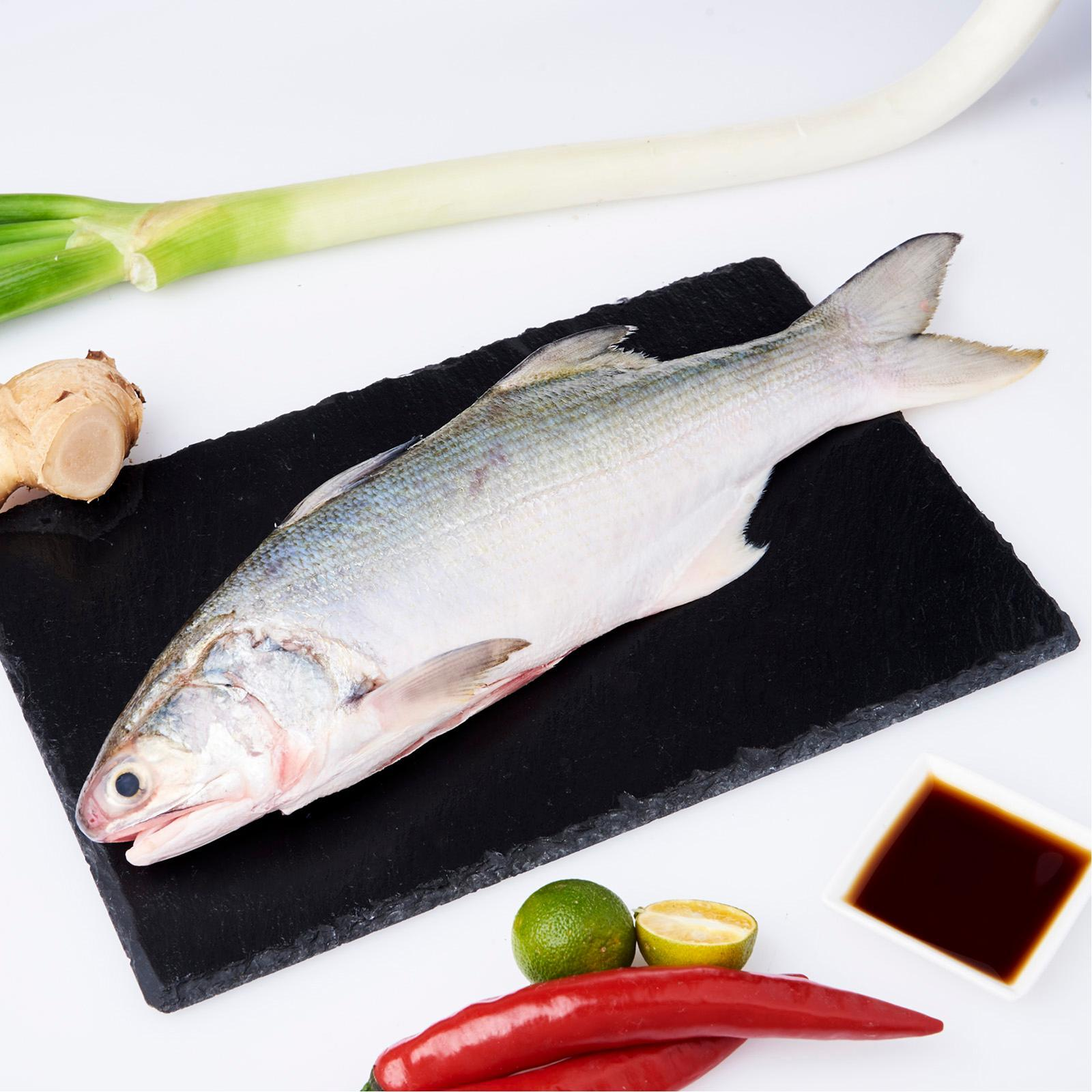 Serve By Hai Sia Seafood - Fresh Threadfin (clean And Gutted) By Redmart.