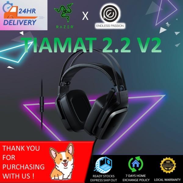 Razer Tiamat 2.2 V2 Analog Gaming Headset [24 hours delivery]